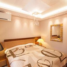 Eclectic Bedroom by Vasiliki Pantou
