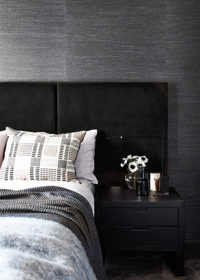 Contemporary Bedroom by Style Merchants