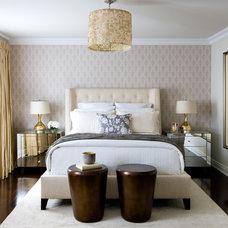 Contemporary Bedroom by Toronto Interior Design Group | Yanic Simard