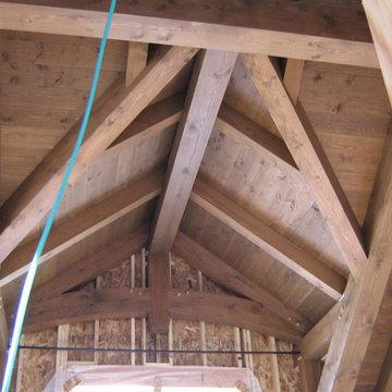 Vaulted Dormer Ceiling