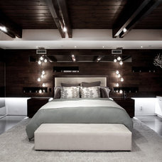 Contemporary Bedroom by Domæn Ltd.