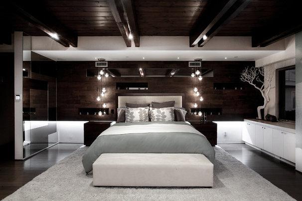 Contemporary Bedroom by Domæn Ltd.