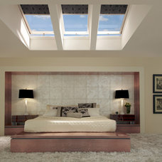 Asian Bedroom by VELUX