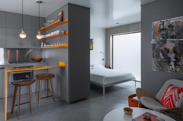 Trendy Soveværelse by Vertebrae Architecture