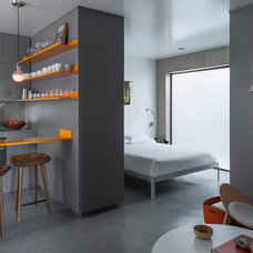 Contemporary Bedroom by Vertebrae Architecture