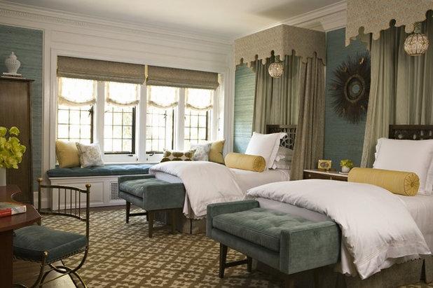Lovely Traditional Bedroom by Elizabeth Dinkel