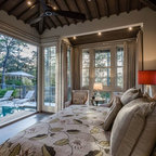 Master Suite Transitional Bedroom Birmingham By Redesign Home Llc