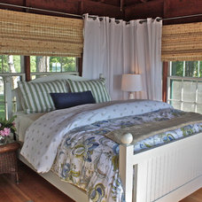 Traditional Bedroom by Ally Whalen Design