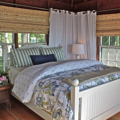 traditional bedroom by Simplicity Interiors