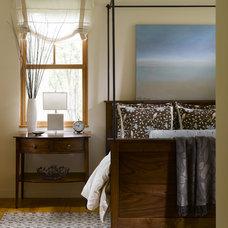 Rustic Bedroom by TruexCullins Architecture + Interior Design
