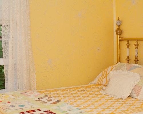 Orange Bedroom Design Ideas Renovations amp Photos With