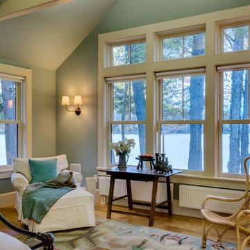 Vermont Lake Retreat
