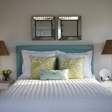 Beach Style Bedroom by Banks Design Associates, LTD & Simply Home