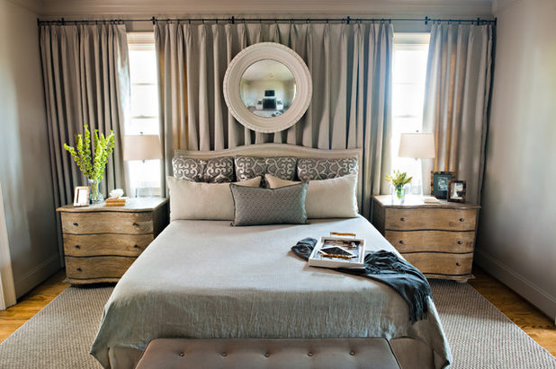 Contemporary Bedroom by Dana Wolter