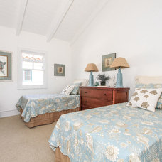 Beach Style Bedroom by Jeff Pittman Homes