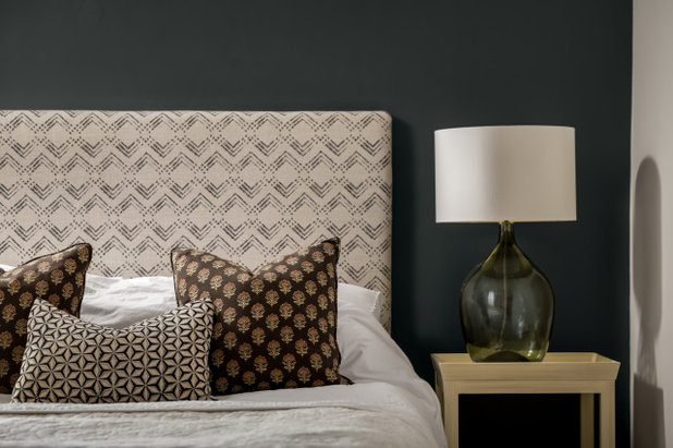 Country Bedroom by Oliver Grahame Photography
