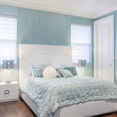 Contemporary Bedroom by NMB Custom Homes and Renovations, LLC