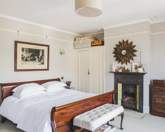 Blue Victorian Bedroom victorian bedroom design ideas, remodels & photos | houzz