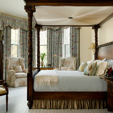 Traditional Bedroom by Home Life by Rose Ann Humphrey