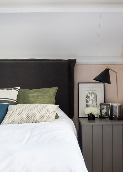 Industriel Chambre by Imperfect Interiors