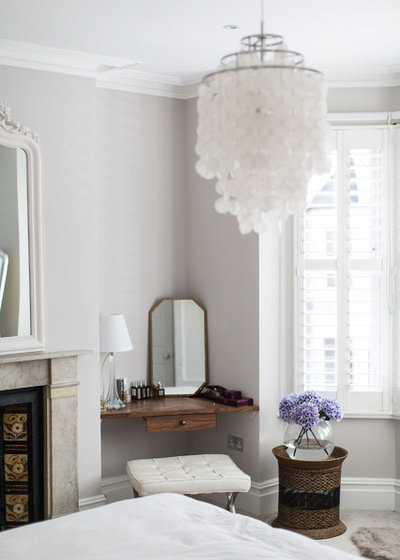 Contemporary Bedroom by Laura Butler-Madden