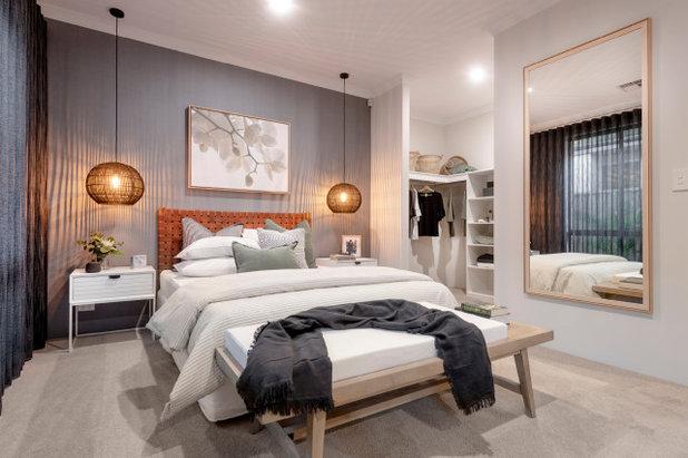 Современный Спальня by Momu