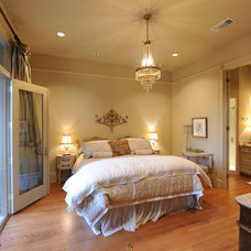 Traditional Bedroom by Brian Gille Architects, Ltd.