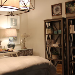 traditional bedroom by Diane Keaton Interiors