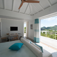 Tropical Bedroom by A. Leese Image