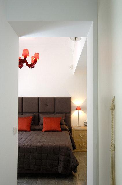 Contemporary Bedroom by Fabrizia Frezza Architecture & Interiors