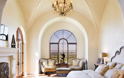 Dream Ceilings: Groin Vaults Inspire Overarching Awe