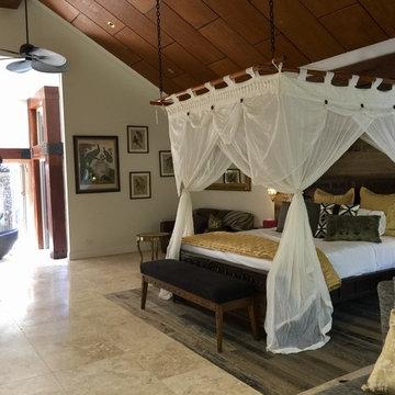 Villa Asmara Master Bedroom Retreat