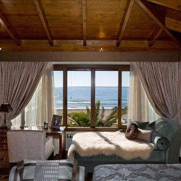 Villa at Mediterranean Sea