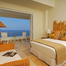 Tropical Bedroom by JEM4 design
