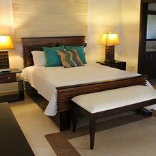 Tropical Bedroom Villa Camara