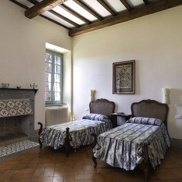 Villa del 1700 - Camera da letto