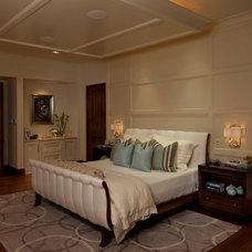 Mediterranean Bedroom by Windstar Homes