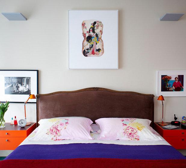 Фьюжн Спальня by Scott Weston Architecture Design PL