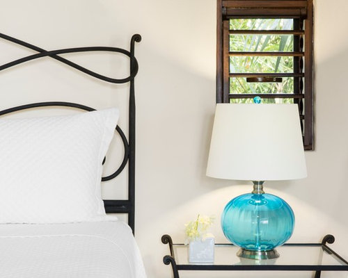 Wrought Iron Bedside Table Home Design Ideas, Pictures