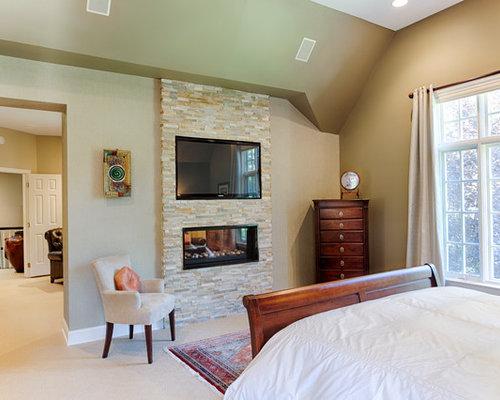 asiatische schlafzimmer mit teppichboden ideen design bilder houzz. Black Bedroom Furniture Sets. Home Design Ideas