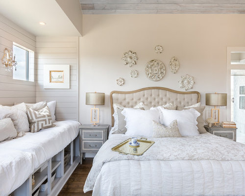 25 Best Shabby-Chic Style Master Bedroom Ideas & Decoration Pictures ...