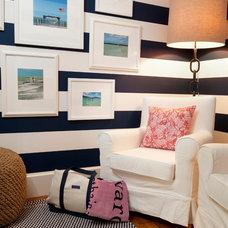 Beach Style  by Rachel Reider Interiors