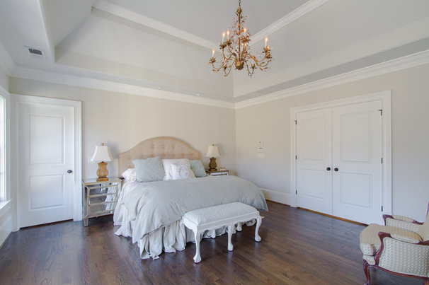 Traditional Bedroom by Abbey Construction Company, Inc.