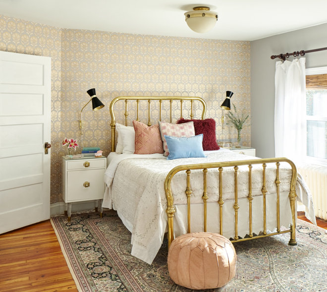 Micheles Bedroom: Five Day Plan To A Clean Home