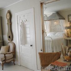 Eclectic Bedroom Vintage Cottage Bedroom