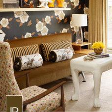 Eclectic Bedroom by JR Studio Design - Joel Robare