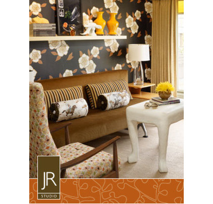 Eclectic Bedroom by JR Studio Design - Joel Robare