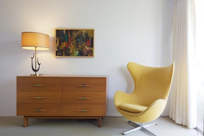 Phòng ngủ hiện đại của David Lauer Photography