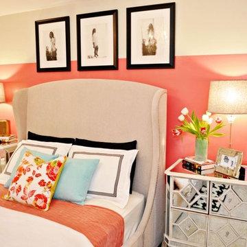 Vintage Glam Bedroom