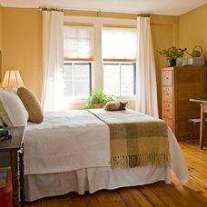 Traditional Bedroom by Kirsten Floyd Interior Design LLC
